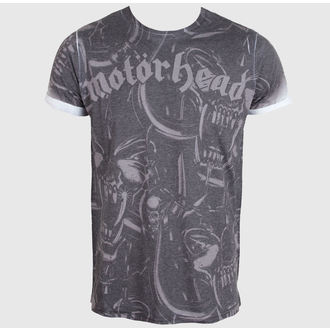 t-shirt men Motörhead - Warpig Repeat - ROCK OFF - MHEADPSB02