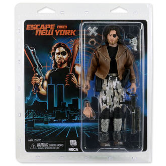 figurine (decoration) escape of New York - Snake Plissken - NECA14914
