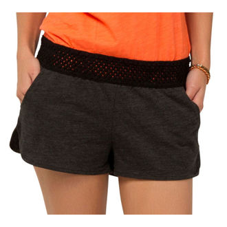 shorts women PROTEST -- Larch - True Black - 2625551-290