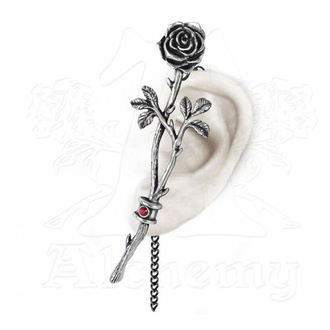 earrings ALCHEMY GOTHIC - Chained Love Rose, ALCHEMY GOTHIC