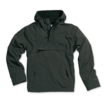 anorak SURPLUS - Windbreaker - BLACK - 20-7001-03