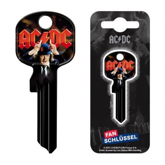 key to lock AC / DC - Live, F.B.I., AC-DC