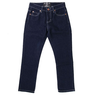 pants 3/4 women COL LECTIF - Blue - CLO32