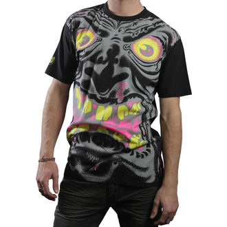 t-shirt men SANTA CRUZ - Rob Face - Black - SCTSROBF
