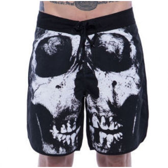 swimsuits men (shorts) IRON FIST - Loose Tooth - Black, IRON FIST