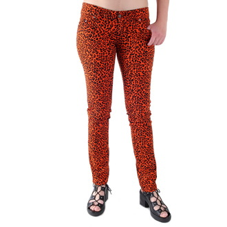 pants women 3RDAND56th - Leopard - JM409