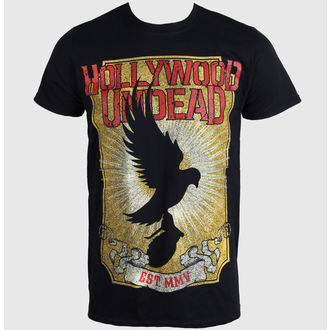 t-shirt metal men's Hollywood Undead - - PLASTIC HEAD - PH8989
