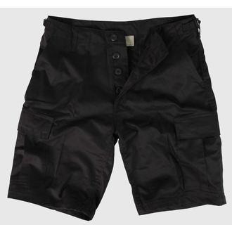shorts men US BDU - Black, MMB