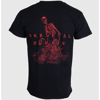 t-shirt metal men's Cannibal Corpse - A Skeletal Domain 3 - PLASTIC HEAD - PH8785