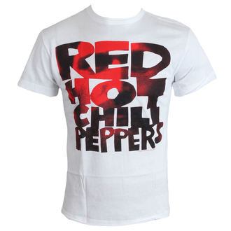 t-shirt metal men's Red Hot Chili Peppers - Type Face Fill - AMPLIFIED - ZAV210CPF