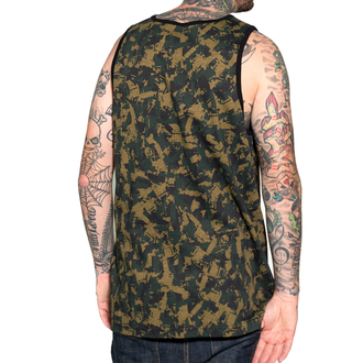 top men SULLEN Tat Machine - Camo