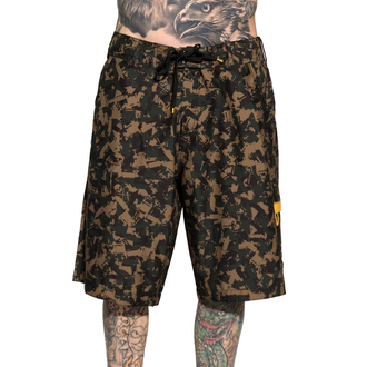 shorts men SULLEN - Tat Machine - Camo
