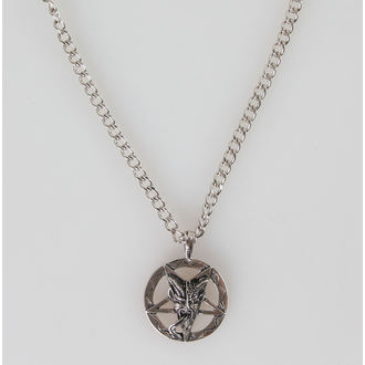 necklace PENTAGRAM - PSY007