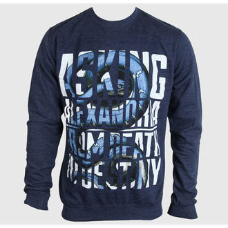 sweatshirt (no hood) men's Asking Alexandria - Snakes - PLASTIC HEAD, PLASTIC HEAD, Asking Alexandria