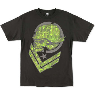 t-shirt street men's - Chronicles - METAL MULISHA - BLK