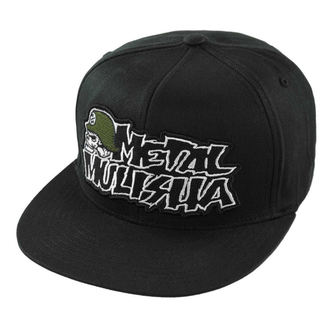 cap METAL MULISHA - Og - BLK