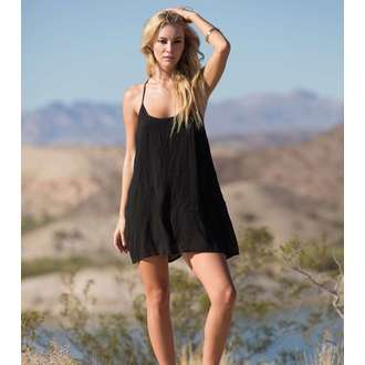 dress women METAL MULISHA - Vivi - BLK