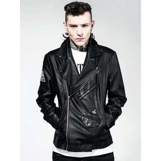 spring/fall jacket men's - Straight 2 Hell - DISTURBIA - DIS609