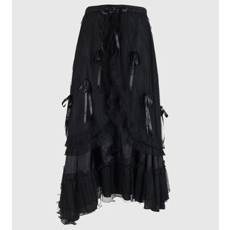 skirt women's Butter - Black - ZSKIRT4
