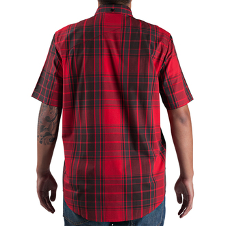 shirt men FAMOUS STARS & STRAP - Marauder - Red - FM01150020