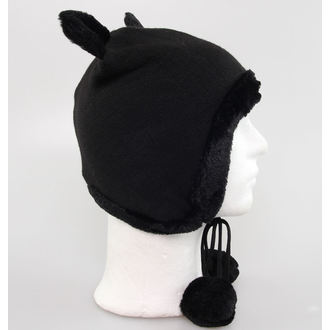 beanie BAT ATTACK - Black - NS193