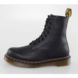 boots DR. MARTENS - 8 eyelet - 1460 - BLACK GREASE