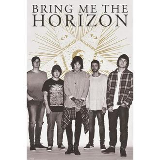 poster Bring Me The Horizon - Star - PYRAMID POSTERS - PP33523