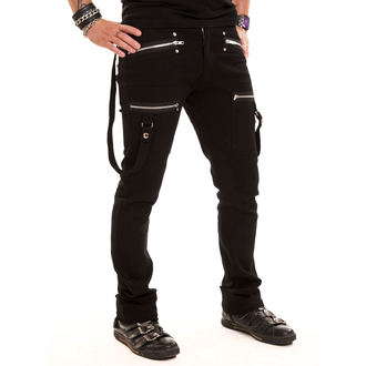 pants men POIZEN INDUSTRIES - Barrier - Black