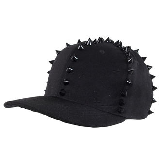 cap POIZEN INDUSTRIES - X Spike - Black