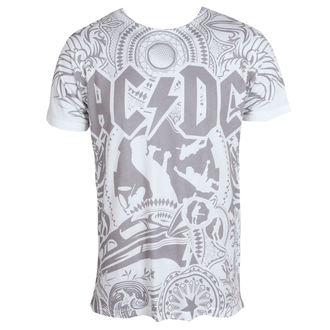 t-shirt metal men's AC-DC - Black Ice - PLASTIC HEAD - PH9291