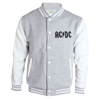 sweatshirt (no hood) men's AC-DC - For Those About To Rock - PLASTIC HEAD - PH9278BBSJ