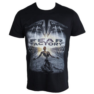 t-shirt metal men's Fear Factory - Genexus - NUCLEAR BLAST - 2412_TS