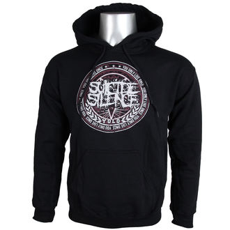 hoodie men Suicide Silence - Yolo - LIVE NATION - 11815HSBP