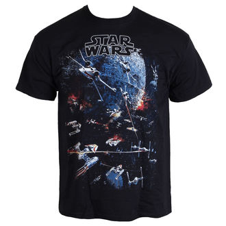 t-shirt men Star Wars - Universe Fotl - LIVE NATION - PE11069TSBP