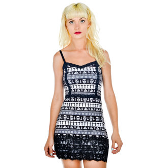 dress women TOO FAST - Curse - Evil Aztec, TOO FAST