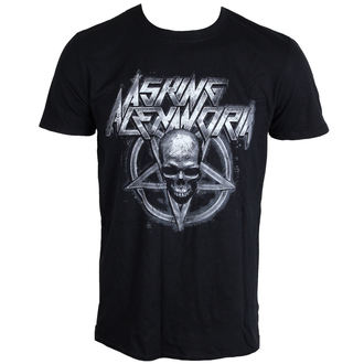 t-shirt men Asking Alexandria - Death Metal - LIVE NATION - PE12129TSBPS