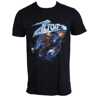 t-shirt metal men's Devin Townsend - Z2 - LIVE NATION - PE12329TSBP