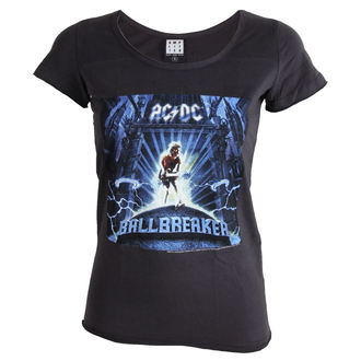 t-shirt metal women's AC-DC - Ballbreaker - AMPLIFIED