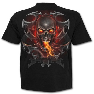 t-shirt men's - Fire Dragon - SPIRAL - T112M101