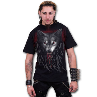 t-shirt men's - Legend Of The Wolves - SPIRAL