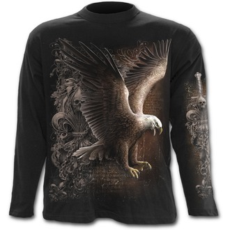 t-shirt men's - Wings Freedom - SPIRAL - M014M301