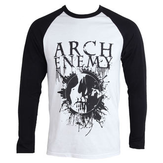 t-shirt metal men's Arch Enemy - Skull Baseball - RAZAMATAZ - CL1929
