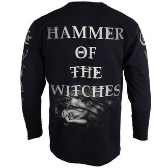 t-shirt men with long sleeve Cradle Of Filth - Hammer Of The Witches - RAZAMATAZ - CL1969