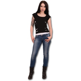 t-shirt women's - Urban Fashion - SPIRAL - P004F710