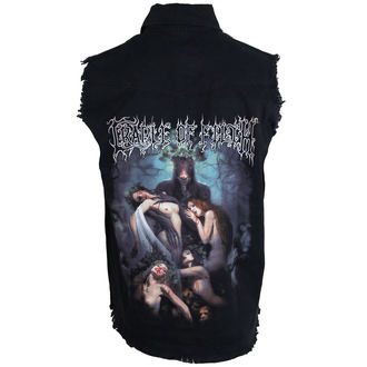 vest men's Cradle of Filth - Hammer Of The Witches - RAZAMATAZ - WS083