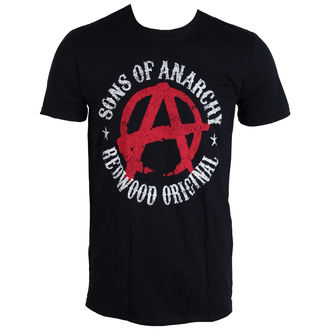 film t-shirt men's Sons Of Anarchy - Symbol - LIVE NATION - PE11323TSB