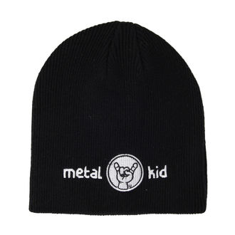 beanie Metal-Kids - Metal Kid - Black - MK34