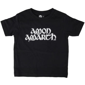 t-shirt metal children's Amon Amarth - Logo - Metal-Kids, Metal-Kids, Amon Amarth