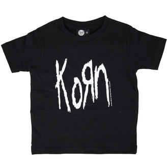 t-shirt metal children's Korn - Logo - Metal-Kids - MK07