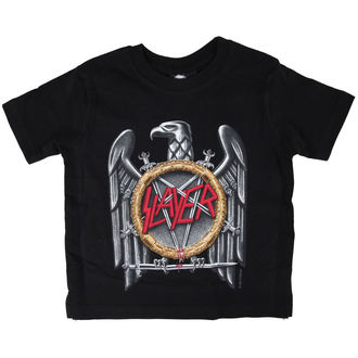 t-shirt metal children's Slayer - Silver Eagle - Metal-Kids, Metal-Kids, Slayer